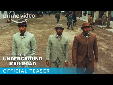 The Underground Railroad - Official Teaser Trailer