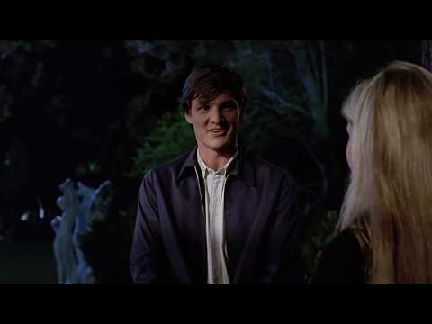 24-year-old Pedro Pascal on Buffy the Vampire Slayer [Watch till the end!]
