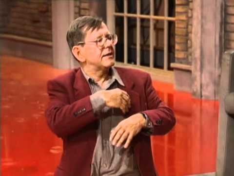 Die Harald Schmidt Show - Herbert Feuerstein als Gast