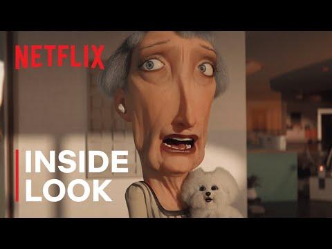 Love, Death + Robots | Inside the Animation: Automated Customer Service | Netflix