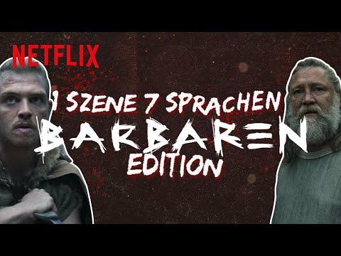 Barbaren | 1 Szene, 7 Sprachen | Netflix