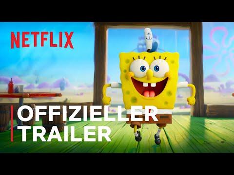SpongeBob Schwammkopf: Eine schwammtastische Rettung   Offizieller Trailer   Netflix