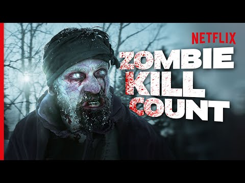 Every Zombie Kill in Black Summer | Netflix