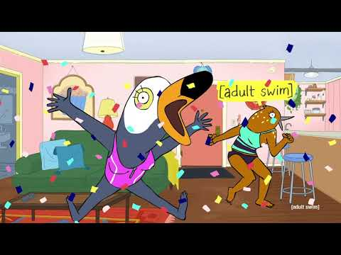 Tuca & Bertie Season 2 | Coming 2021 | adult swim