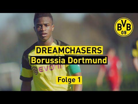 Moukoko & Co. auf dem Weg zu den Profis   Dreamchasers Borussia Dortmund   Folge 1