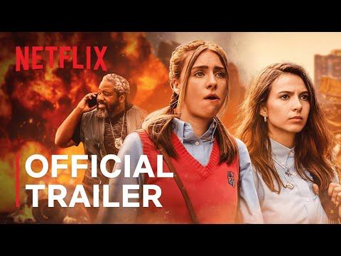 Teenage Bounty Hunters   Official Trailer   Netflix