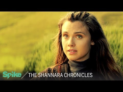 Meet Amberle (Poppy Drayton)   The Shannara Chronicles: Now on Spike TV