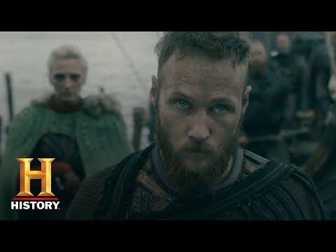 Vikings: Mid-Season 5 Official #SDCC Trailer (Comic-Con 2018)   Series Returns Nov. 28   History