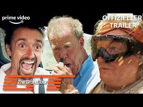 The Grand Tour Presents…A Massive Hunt | Offizieller Trailer | Prime Video DE
