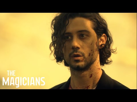 Season 4 [TRAILER]   THE MAGICIANS   SYFY