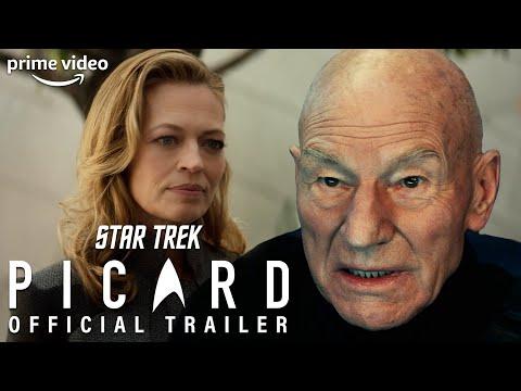Star Trek: Picard Season 2 | Official Trailer | Prime Video