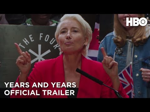Years & Years (2019): Official Trailer   HBO
