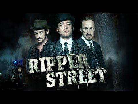 Ripper Street - Trailer [HD] Deutsch / German