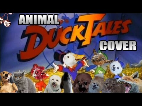 Duck Tales (Animal Cover) [Only_Animal_Sounds]