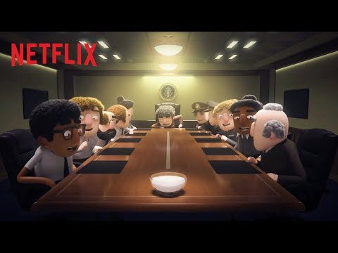 LOVE DEATH + ROBOTS | Inside the Animation: Directing Comedy | Netflix