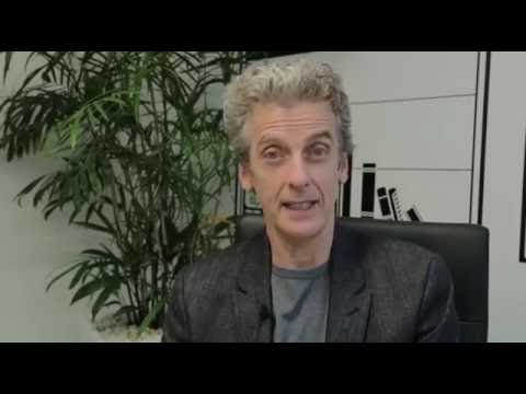 Doctor Who - Peter Capaldi Singing The Middle Eight
