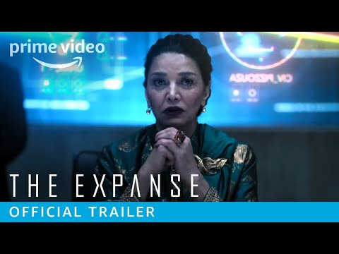 The Expanse Season 4 - Official Trailer | Prime Video