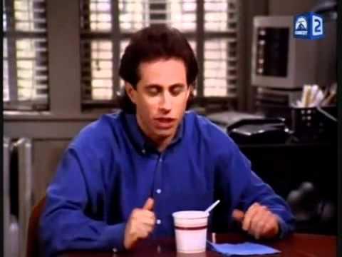 Seinfeld SOUP NAZI best bits. - YouTube