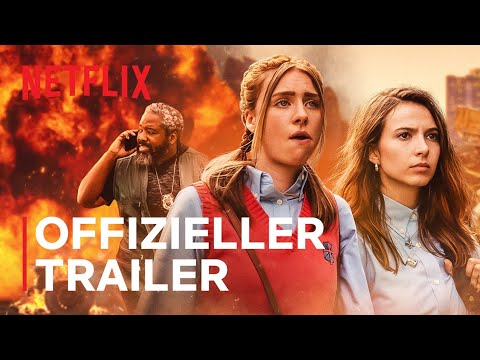 Teenage Bounty Hunters   Offizieller Trailer   Netflix