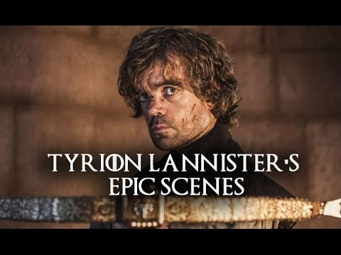 Tyrion Lannister's(Peter Dinklage) Top 5 EPIC scenes : Game of Thrones HD