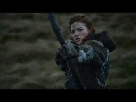 Jon Snow Knows Nothing Supercut (Season 3 and 4)