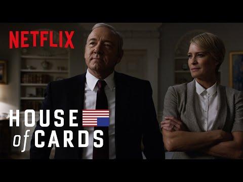 House of Cards - Season 5   Official Trailer [HD]   Netflix