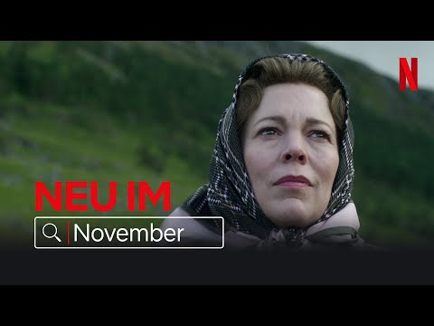 Neu im November 2020 | Netflix