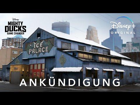 MIGHTY DUCKS - GAME CHANGER - Ankündigung (Deutsch/German) | Disney+