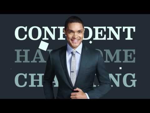 The Daily Show With Trevor Noah - Graphic Teaser