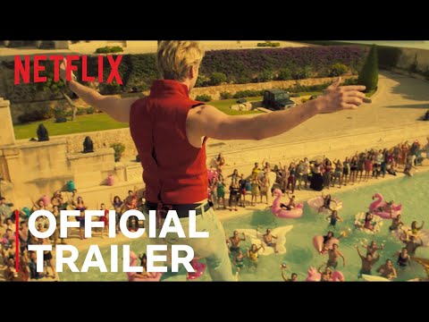 WHITE LINES | Official Trailer | Netflix