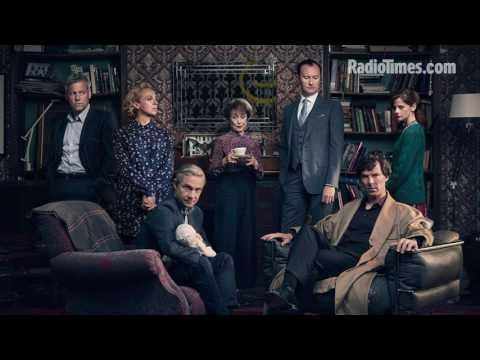What's the Future of Sherlock? Mark Gatiss Talks Series Five Plan