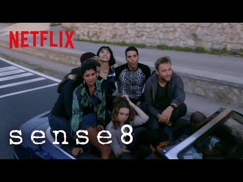 Sense8   Finale Special First Look   Netflix