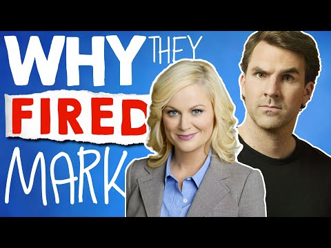 The WEIRD Truth Behind Parks and Rec's Forgotten Character
