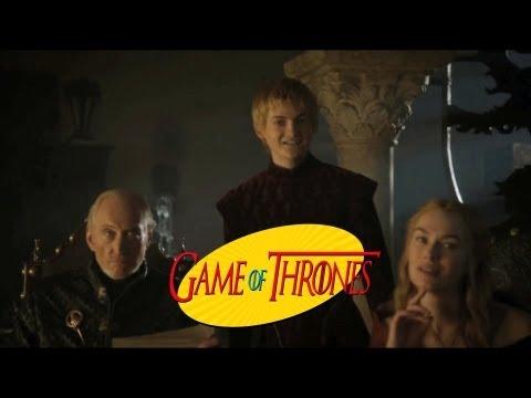 Game of Thrones as a Seinfeld Sitcom - Episode #4