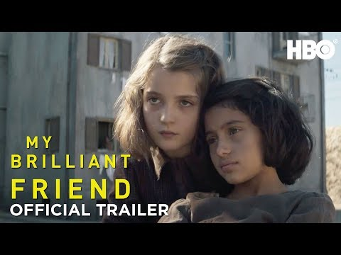 My Brilliant Friend   Official Trailer   HBO