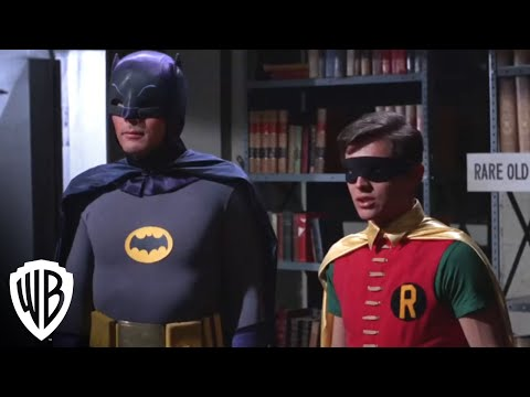 Batman: The Complete Television Series | Riddler Fight | Warner Bros. Entertainment