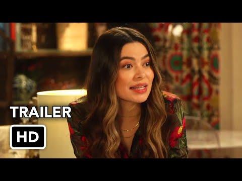 iCarly Trailer (HD) Miranda Cosgrove Paramount+ series