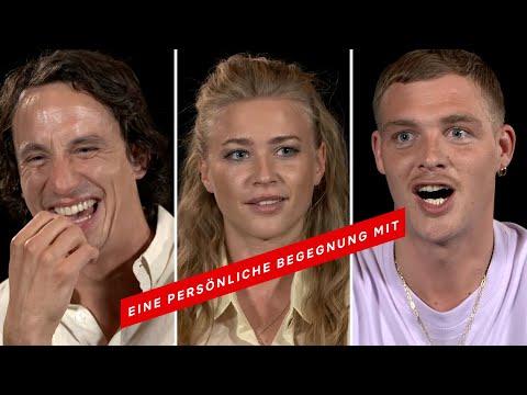 Eine persönliche Begegnung mit dem Cast von Barbaren | Netflix