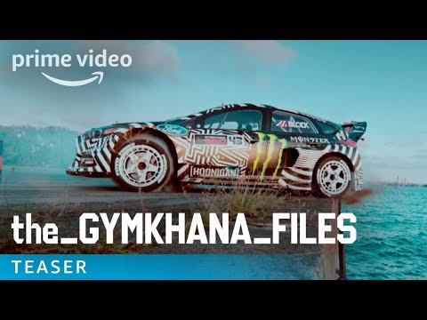 The Gymkhana Files - Official Teaser Trailer   Prime Video