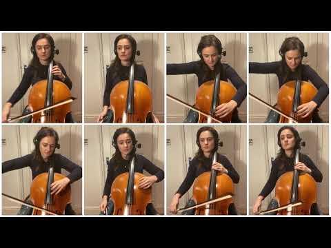 Inspector Gadget for 8 cellos