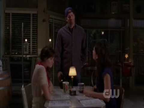 Gilmore Girls: The Last Scene