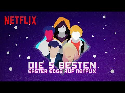 Die 5 besten Easter Eggs auf Netflix