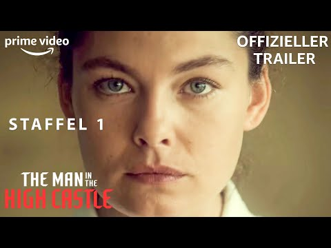 The Man In The High Castle | Staffel 1 | Offizieller Trailer | Prime Video DE