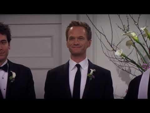Barney and Robin wedding song