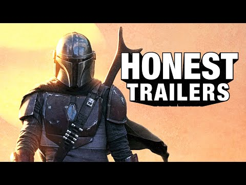 Honest Trailers   The Mandalorian