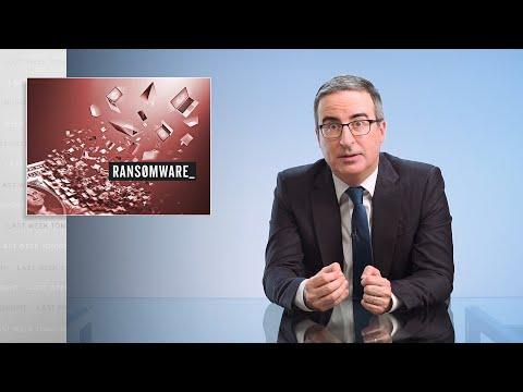 Ransomware: Last Week Tonight with John Oliver (HBO)