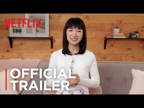 Tidying Up with Marie Kondo   Official Trailer [HD]   Netflix