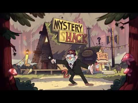 Gravity Falls - Opening Theme Song - HD