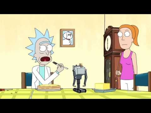 Rick and Morty - You pass Butter
