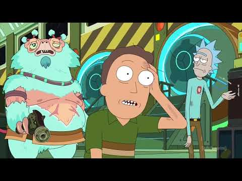 Outside of time and space | Rick and Morty S03E05 (Full HD)